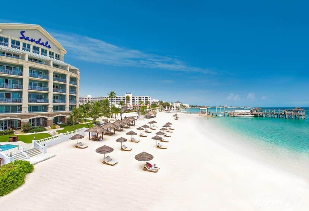 Sandals Bahamas Honeymoon Deal
