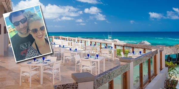 Kristin & Joe Sandals Ochi Beach Resort Review