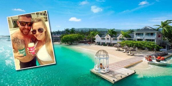 Sarah & James WeddingVibe Honeymoons Review