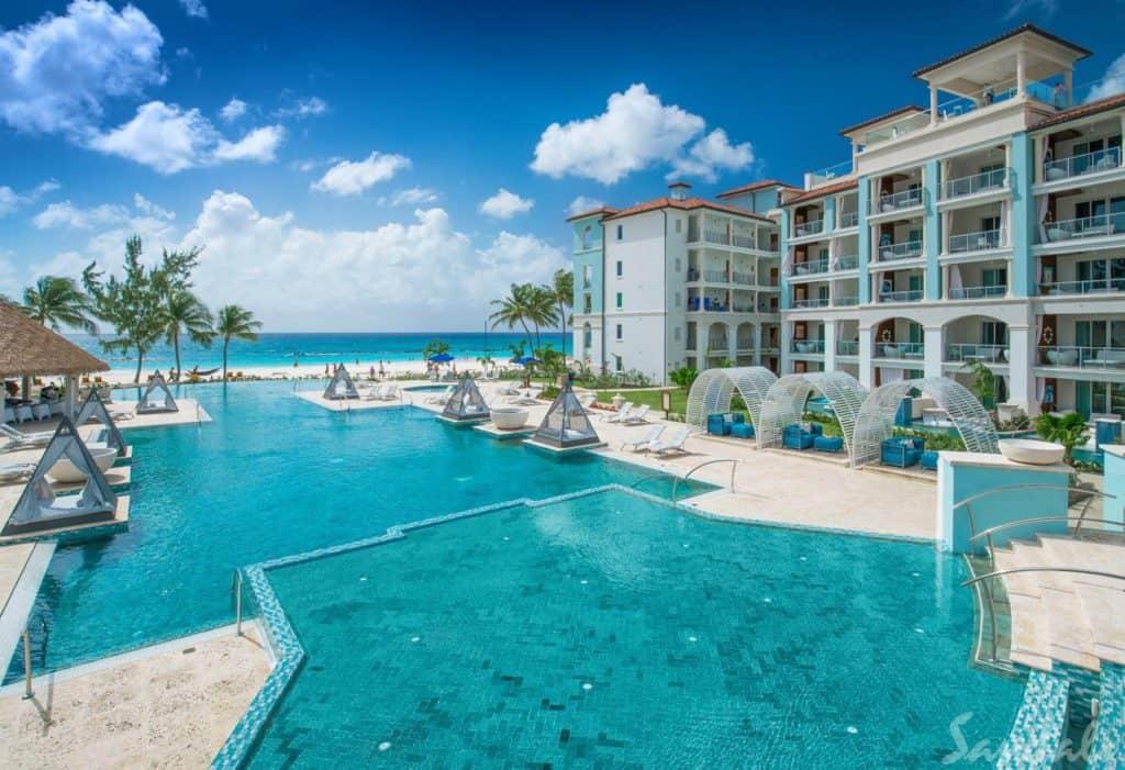 Sandals Royal Barbados Honeymoon