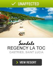 Regency La Toc Unaffected