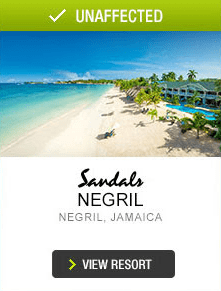 Negril Unaffected