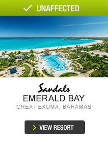 Emerald Bay Unaffected