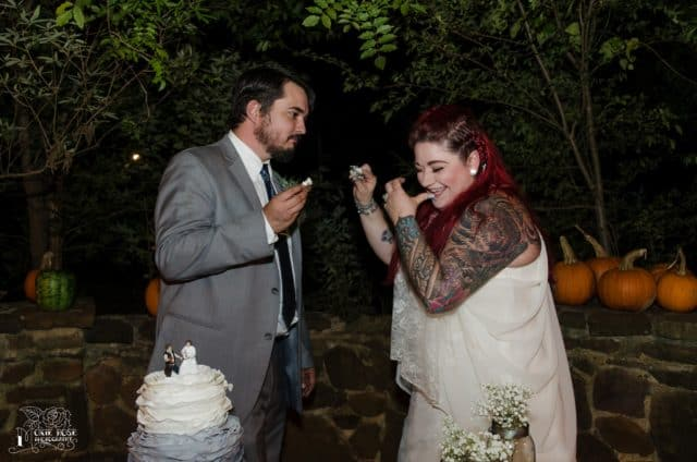 A Fun October Wedding