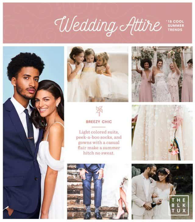 Summer Wedding Attire Trends