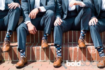Wedding Giveaway from Bold Socks