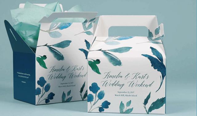 Distinct Packaging