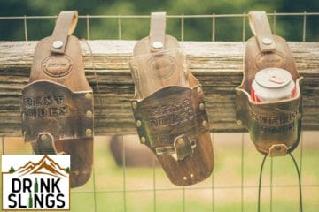 Wedding Sweepstakes and Contests - Custom Groom Beer Holster Giveaway
