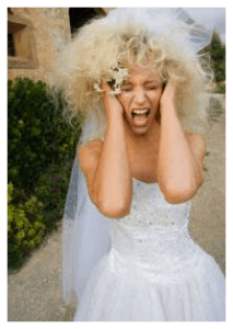 Frazzled Bride