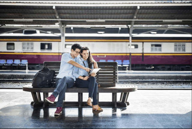 Love in the Subway