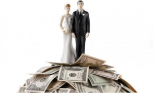 Budgeting a Wedding