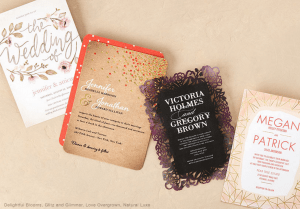 Order Free Samples of Wedding Invites