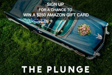 Wedding Giveaway from The Plunge