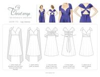 Twist Dress Intructions