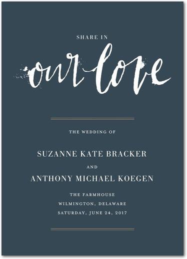 WeddingProgram