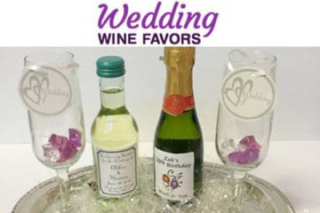 Wedding Giveaway from Wedding Wine Favors