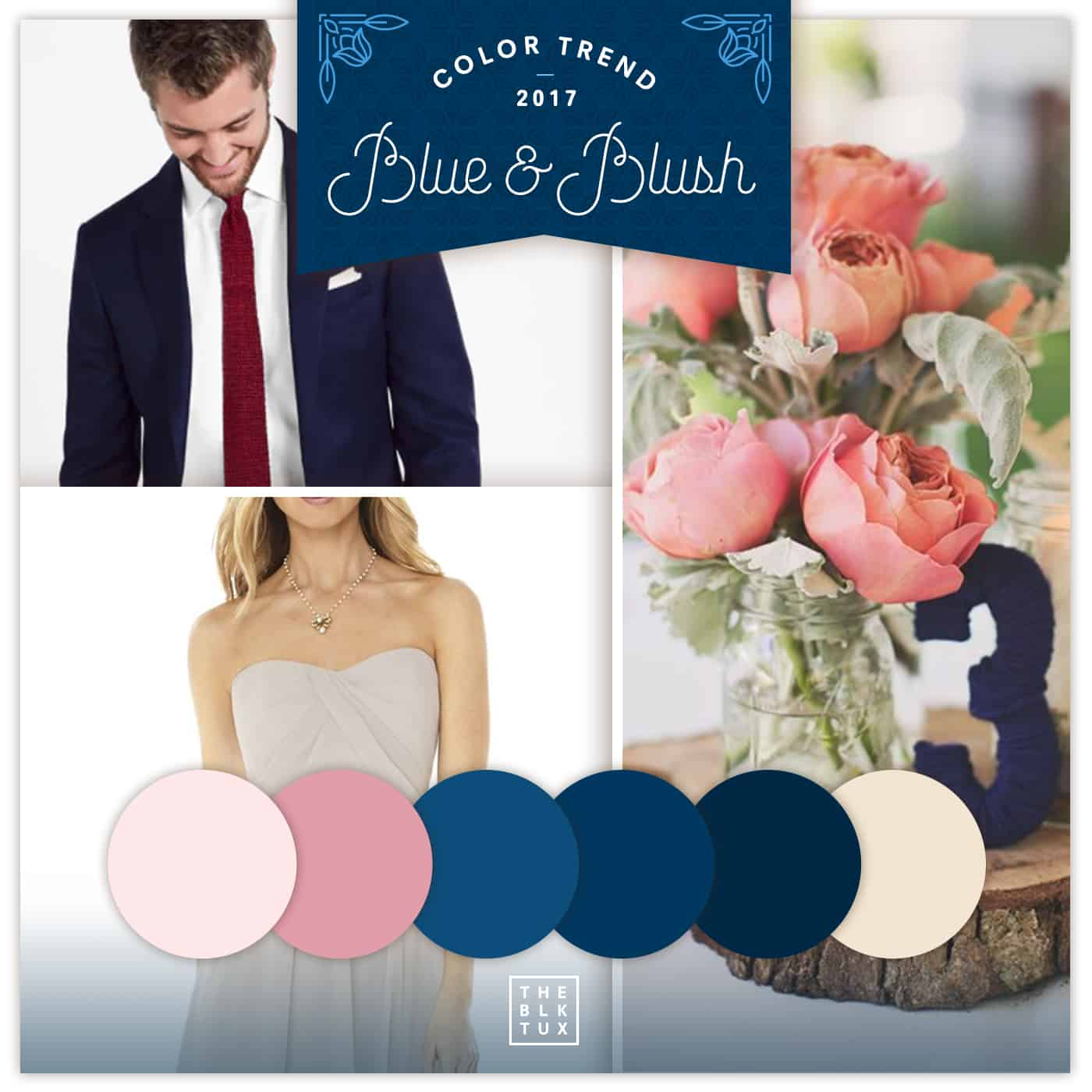 Wedding Color Trends 2017