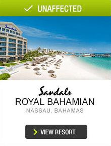 Royal Bahamian Unaffected