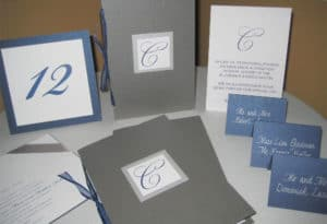 Wedding Calligraphy