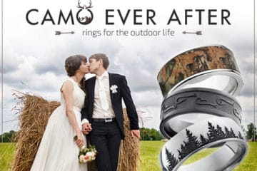 Wedding Giveaway from Camo Ever After