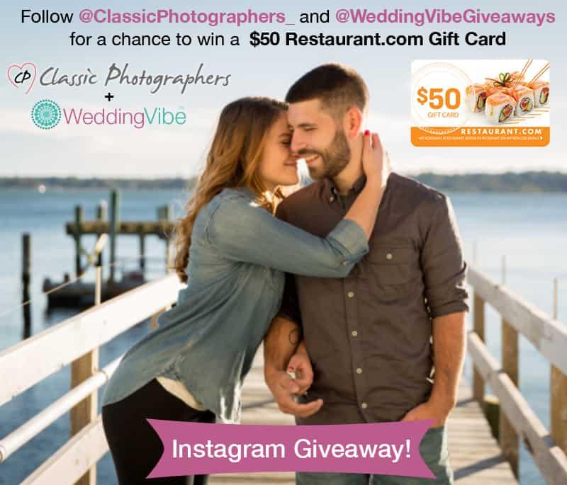 Wedding, giveaway, wedding vibe, restaurant.com