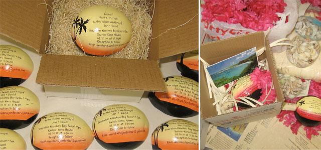 Coconut Invites