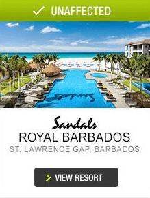 Royal Barbados Unaffected