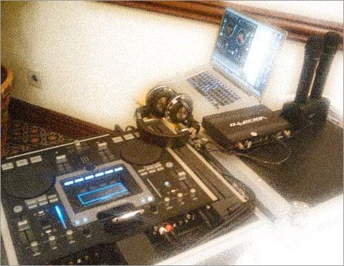 Wedding DJ backup plan