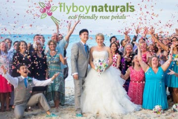 Wedding Giveaway from Flyboy Naturals