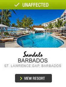 Barbados Unaffected