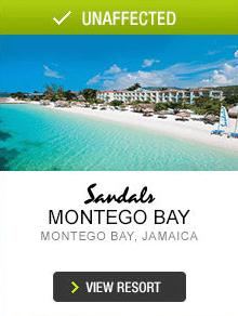 Montego Bay Unaffected