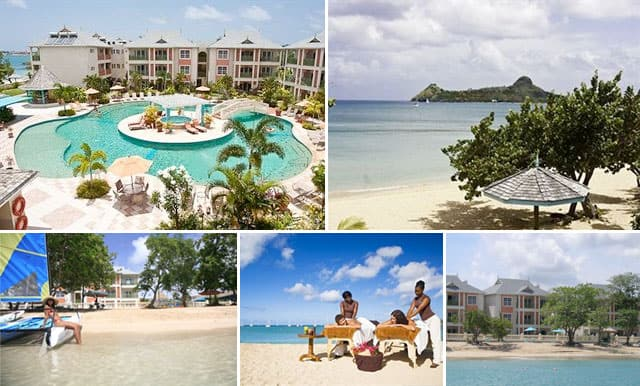 Win a Free Honeymoon to St. Lucia