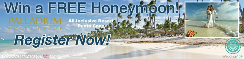 Win a free honeymoon and tons of other weekly prizes.