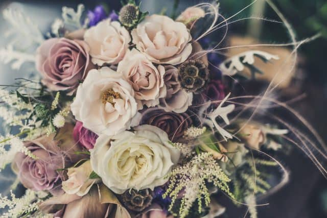 Menu At Wedding