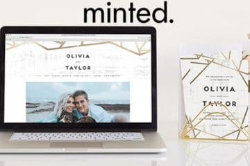 Wedding Deal from Minted