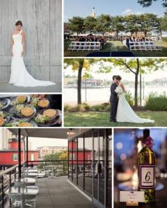 Wedding at The Pier 5 Hotel, A Harbor Magic Hotel