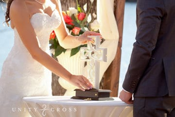 Wedding Giveaway from Unity Cross