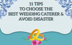 Wedding Caterer Tips
