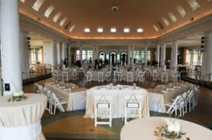 Selecting your wedding venue