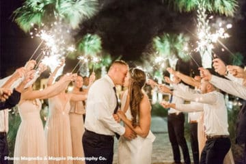 Wedding Giveaway from BuySparklers.com