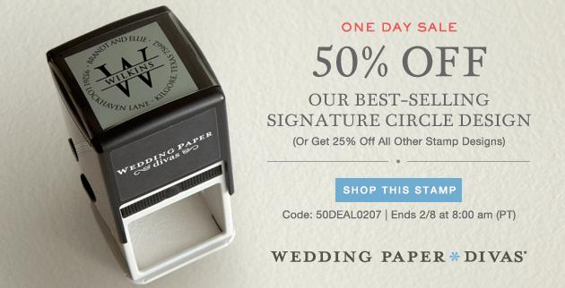 50 Custom Address Stamp Weddingvibe Com