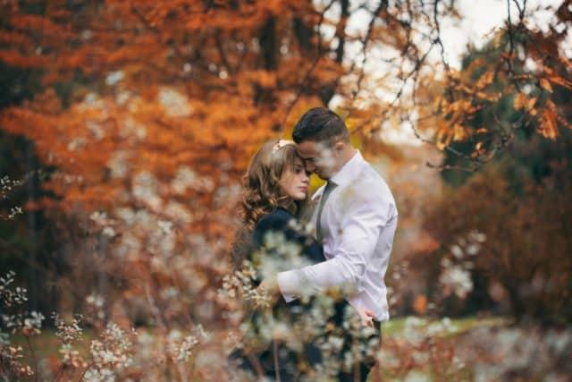 Comforting Husband