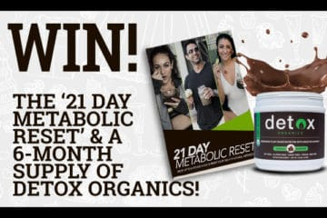 Wedding Sweepstakes and Contests - 21-Day Metabolic Rest and Chocolate Superfoods Giveaway