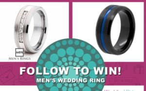 mens rings giveaway