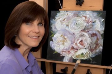 "Wedding Giveaway from ""Forever Bouquet Paintings"""