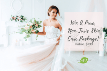 Wedding Giveaway from The Spa Dr.