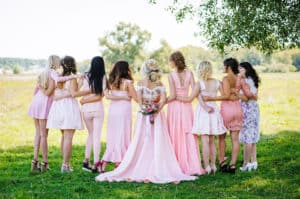 Treat your bridesmaids