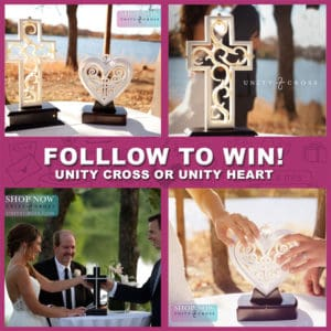 Unity Cross Wedding Giveaway
