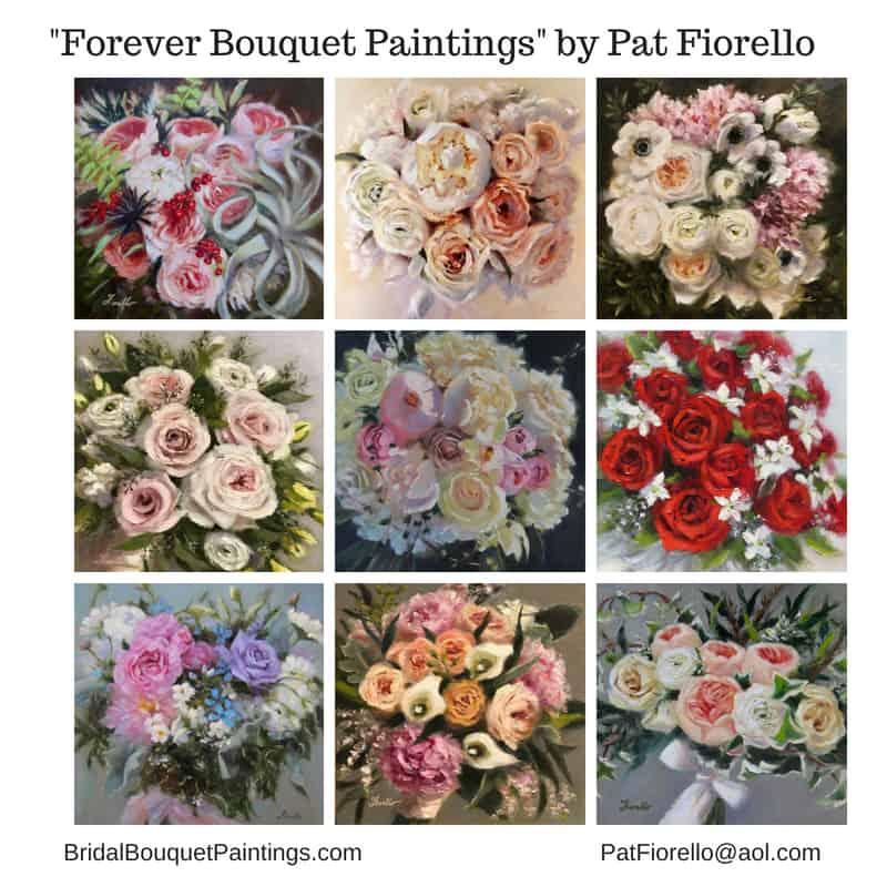 Preserve your flower bouquet