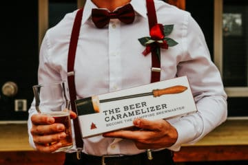 Wedding Sweepstakes and Contests - 1571°F Beer Caramelizer Giveaway